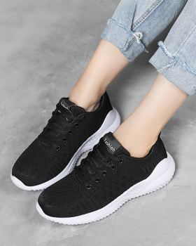 Black Sports shoes running shoes for women