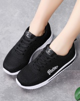 Sports mesh breathable flattie summer all-match shoes