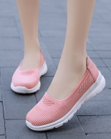 Flat mesh shoes Casual sports lazy shoes for women