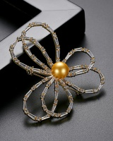 Korean style fashion pin brooch for women