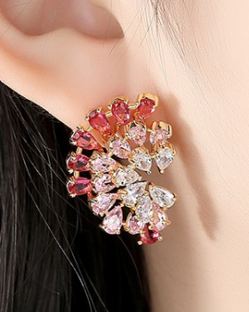 Gift banquet stud earrings sweet earrings for women