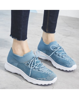 Summer cozy Sports shoes breathable Casual lazy shoes