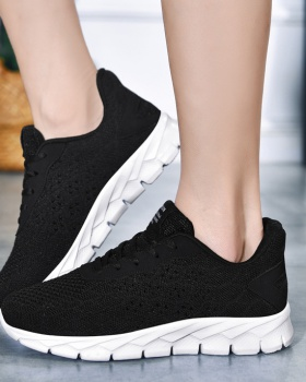 Portable student Sports shoes mesh fashion shoes