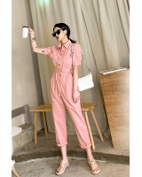 Slim fashion work clothing temperament jumpsuit