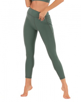 Wicking fitness yoga pants slim tight sweatpants