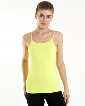 Sling sports wicking vest short sleeve yoga tops