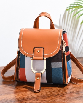 All-match travel backpack fashion Casual schoolbag for women
