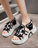 Heighten sports shoes Casual Korean style sandals for women