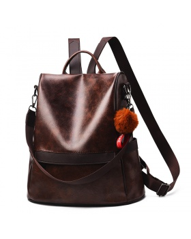 Casual street backpack fashion backpack for women