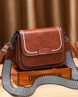 Diagonal messenger bag shoulder packet for women