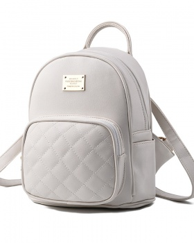 Korean style fashion schoolbag student backpack
