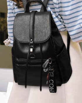 Korean style backpack high capacity backpack for women