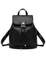 Travel Korean style bag fashion Casual backpack