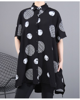 Large yard summer shirt all-match loose tops