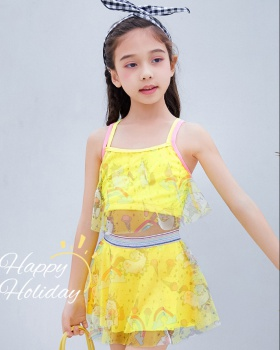 Sweet Korean style skirt lovely swim swimwear