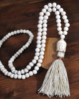Bohemian style European style tassels colors necklace