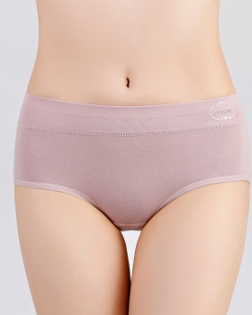 Printing pure cotton antibacterial briefs for women