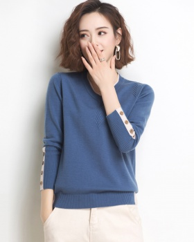 Western style sweater loose shirts for women