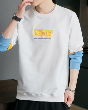 Long sleeve hoodie fashion bottoming shirt