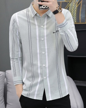 Long sleeve Casual shirts slim shirt for men