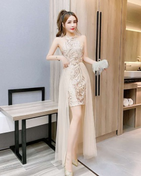 Party sexy banquet small slim evening dress