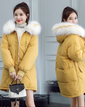 Loose winter down coat short student bread clothing
