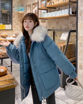 Korean style short coat autumn and winter cotton coat