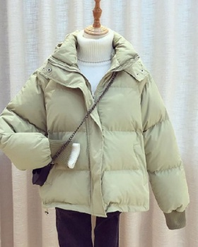 Winter bread clothing thick cotton coat for women