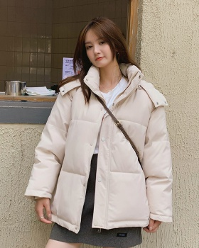Student Casual coat short down coat for women