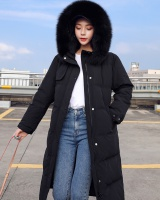 Down long down coat summer coat for women