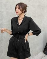 Temperament jumpsuit cozy work clothing for women