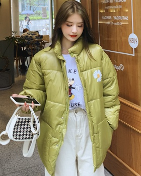 Short loose Korean style coat winter thick cotton coat