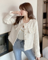 Casual short jacket fashion and elegant tops for women