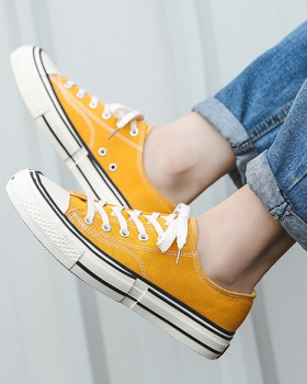 Korean style fashion board shoes Casual student shoes