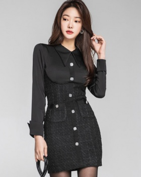 Package hip bottoming autumn and winter dress