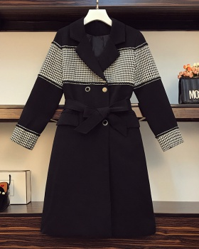 Large yard windbreaker Korean style coat