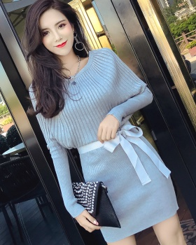Autumn and winter sexy long sleeve dress for women