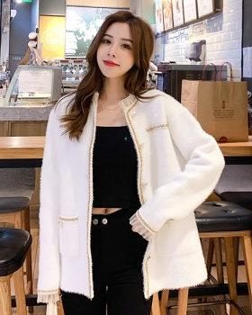 All-match Casual tops Western style coat for women
