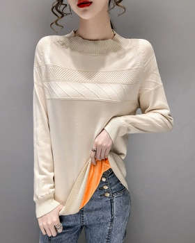 Western style sweater autumn and winter tops for women