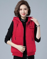 Large yard cotton vest autumn and winter loose coat for women