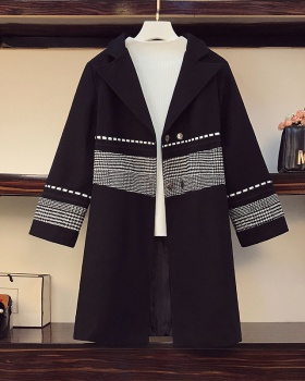 Autumn and winter coat windbreaker for women