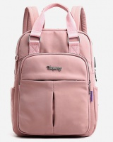 College style backpack high capacity computer bag for women