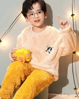 Child boy autumn and winter pullover shirts a set