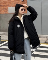 Thick jacket loose baseball uniforms for women