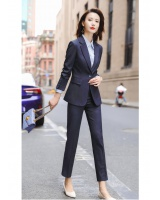 Fashion temperament slim profession business suit 3pcs set