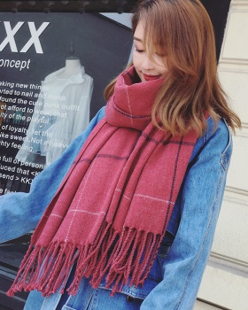 Lengthen big scarves student shawl for women