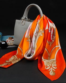 Real silk scarf silk cheongsam generous all-match shawl