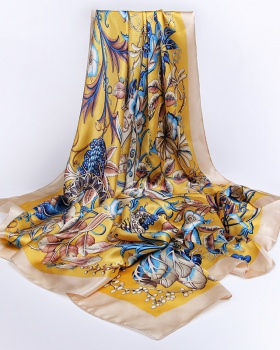 Real silk all-match shawl scarf silk formal dress