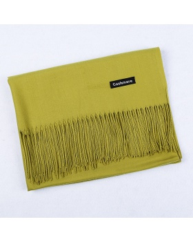 Tassels all-match shawl pure scarves