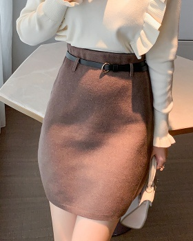 Package hip high waist skirt all-match short skirt